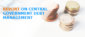 Report on central government debt management