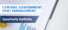 Central government debt management quarterly bulletin