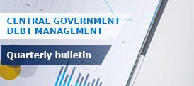 Central government debt management quarterly bulletin